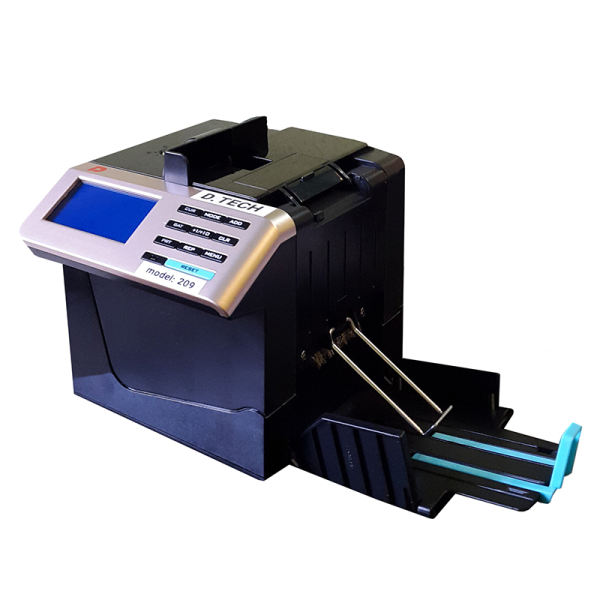 دستگاه اسکناس شمار دیتک مدل 209