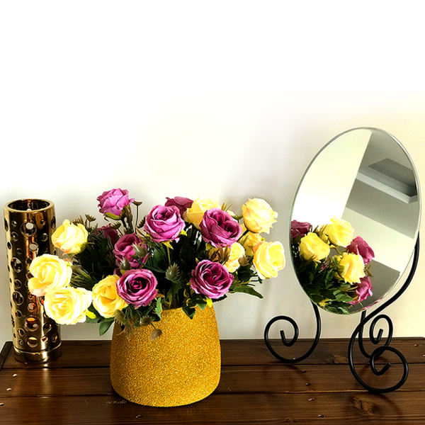 گل مصنوعی مدل رز
