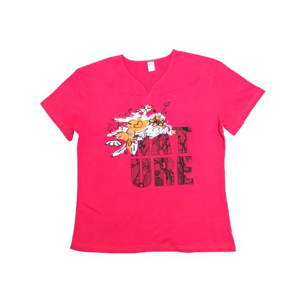 تی شرت زنانه دونا دونی کد 145