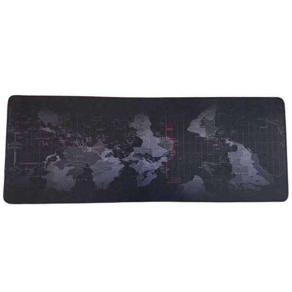 ماوس پد مخصوص بازی طرح نقشه جهان کد MP700