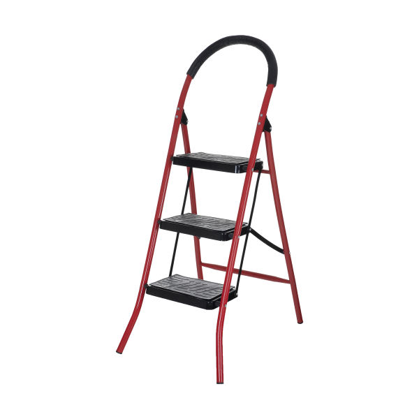 نردبان 3 پله آرش مدل باربد