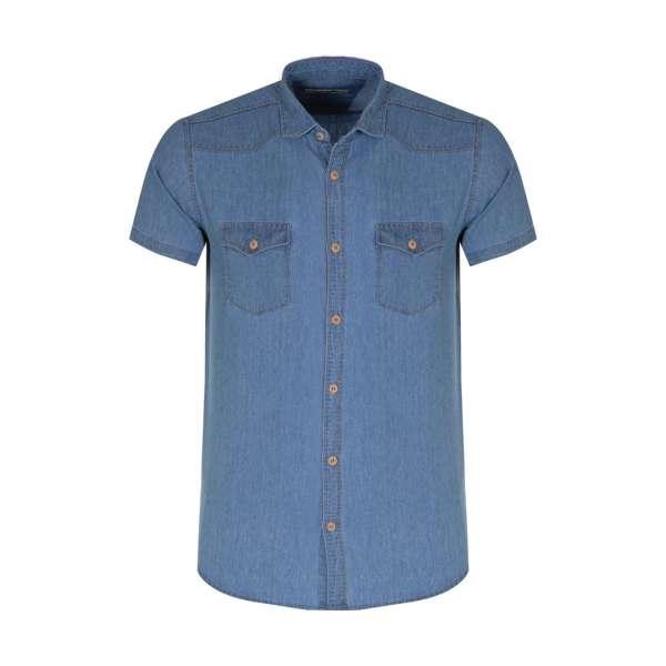 پیراهن آستین کوتاه مردانهکد 1038