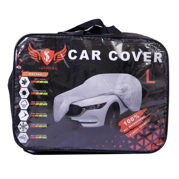 روکش خودرو لوکس سهیل مدل پشت کرک دار مناسب برای دنا