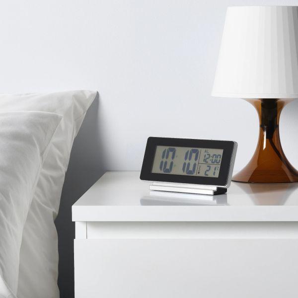 ساعت رومیزی ایکیا مدل FILMIS