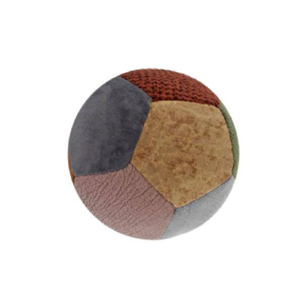 اسباب بازی سگ و گربه مدل توپ پارچه ای کد 100