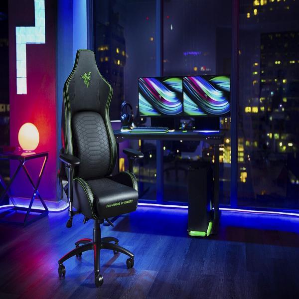 صندلی گیمینگ ریزر مدل Razer Iskur