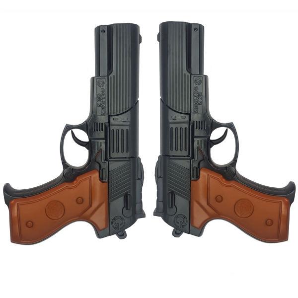 تفنگ بازی گلدن گان مدل naabsell21 مجموعه 2 عددی