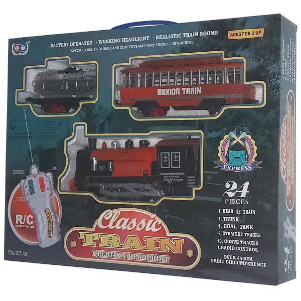 قطار بازی کنترلی کد RC-40