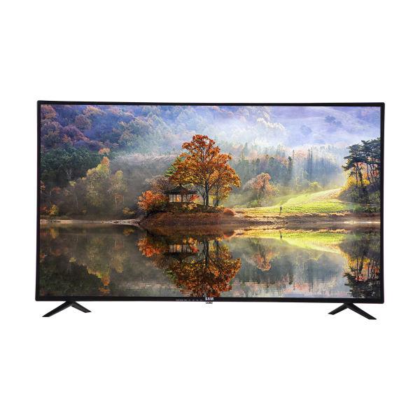 تلویزیون ال ای دی هوشمند سام الکترونیک مدل UA43T5500TH سایز ۴۳ اینچ