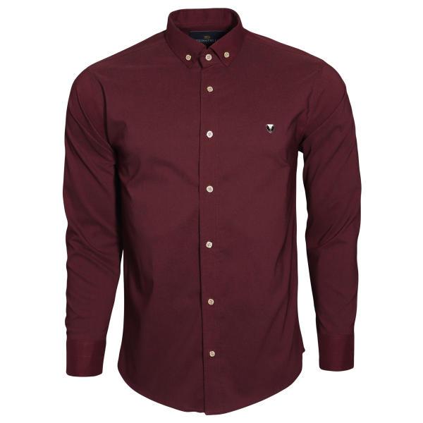 پیراهن آستین بلند مردانه مدل zk10023 غیر اصل