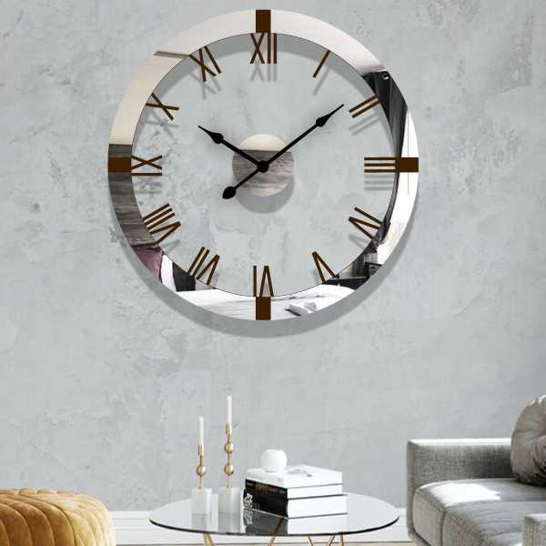 ساعت دیواری بتابی مدل لیدوما کد 1077