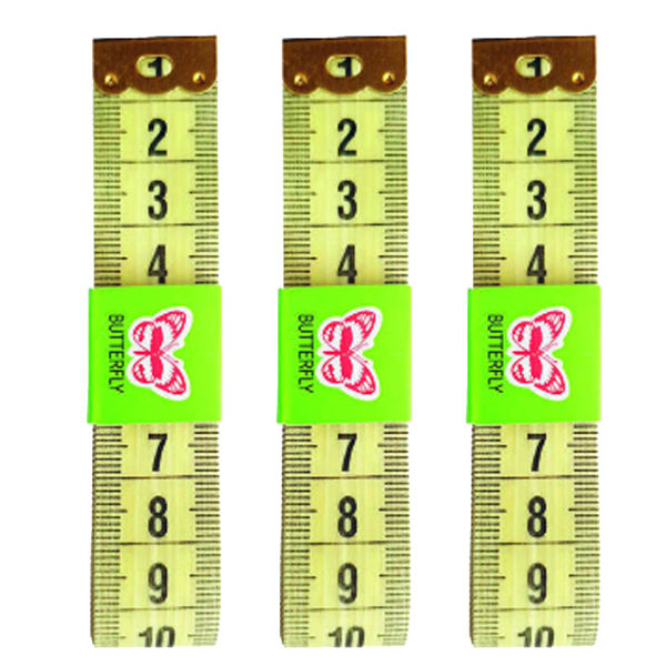 متر خیاطی مدل MS7 بسته 3 عددی