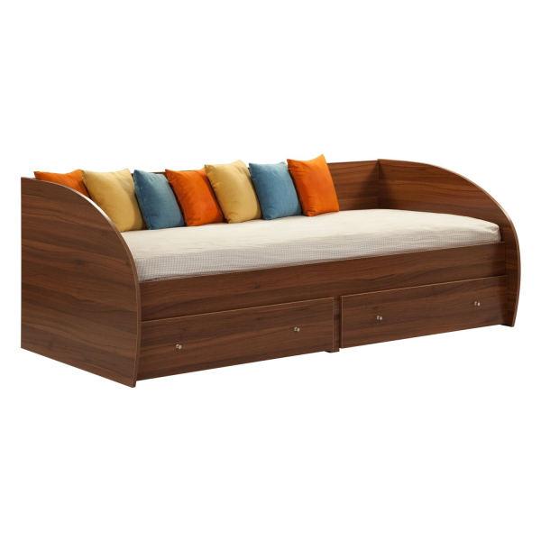 تخت خواب یک نفره مدل بادریس سایز 90×200 سانتی متر