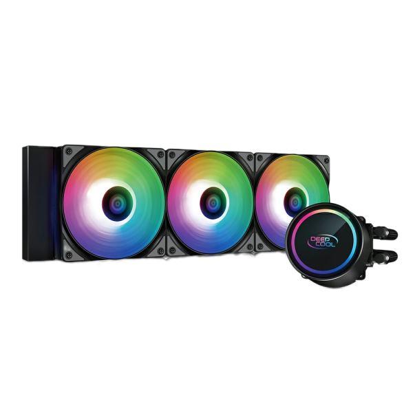 سیستم خنک کننده آبی دیپ کول مدل GAMMAXX L360 A-RGB