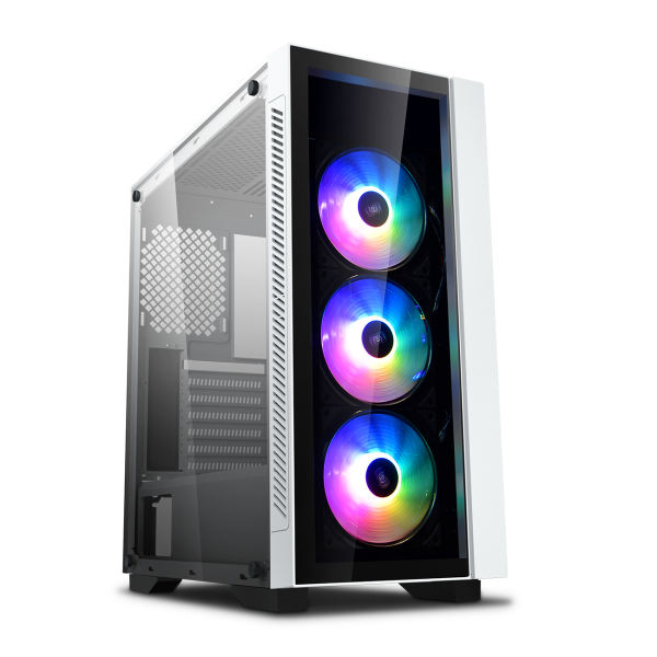 کیس کامپیوتر دیپ کول مدل MATREXX 55 V3 ADD-RGB WH 3F