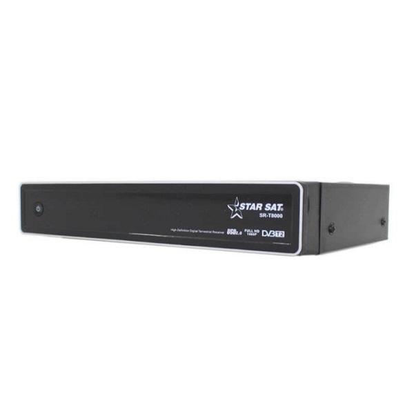 گیرنده دیجیتال استارست مدل SR-T80000HD-HEVC