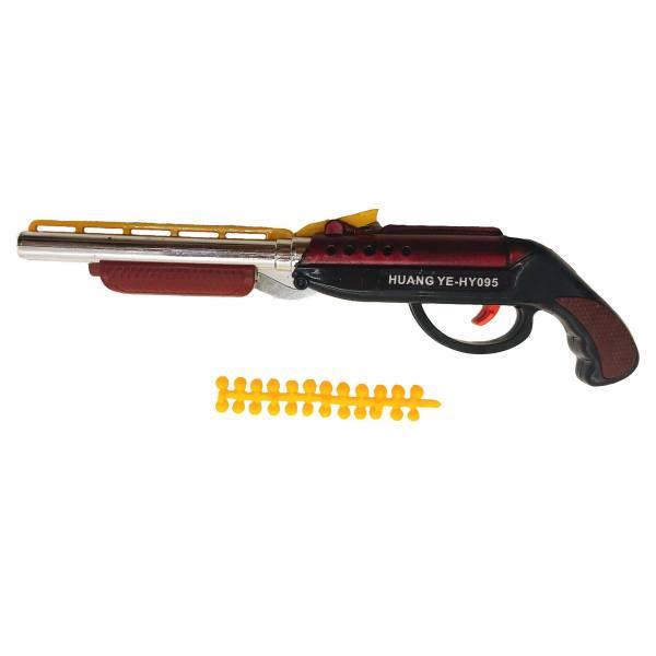 تفنگ بازی طرح دولول مدل HY095