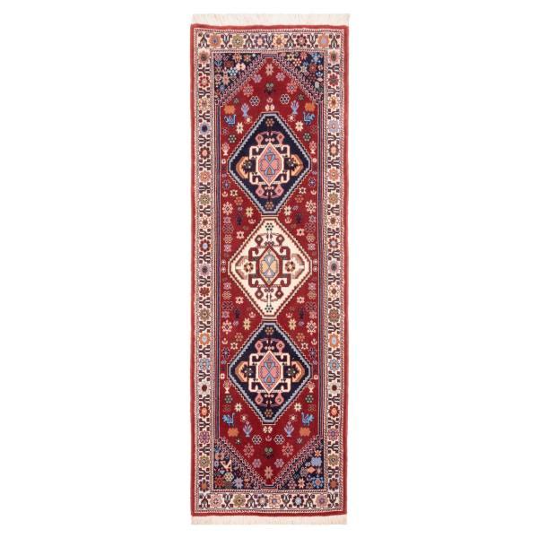 فرش دستباف کناره طول دو متر سی پرشیا کد 174657