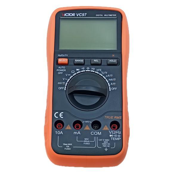 مولتی متر دیجیتال ویکتور مدل VC97