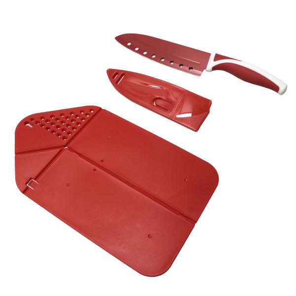 تخته گوشت کد S-10 به همراه چاقو
