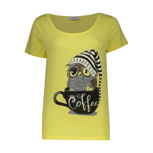 تی شرت زنانه مون مدل 163120419