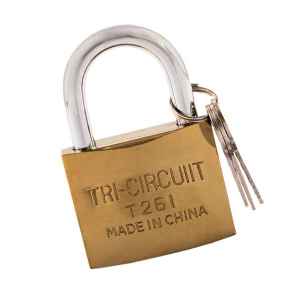 قفل آویز تی آر آی مدل T0_261