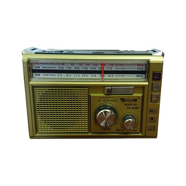 رادیو گولون مدل RX-382BT