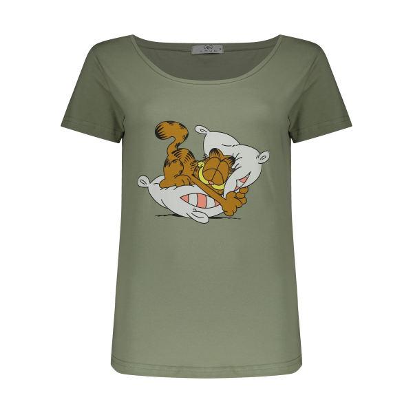 تی شرت زنانه مون مدل 163120478