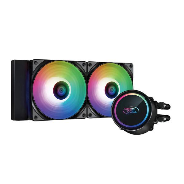 سیستم خنک کننده آبی دیپ کول مدل GAMMAXX L240 A-RGB