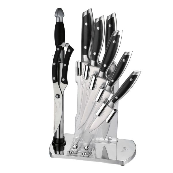سرویس چاقو آشپزخانه 9 پارچه وینر کد WG7335