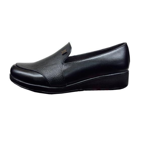 کفش روزمره زنانه طبی سینا مدل سمیرا رنگ مشکی
