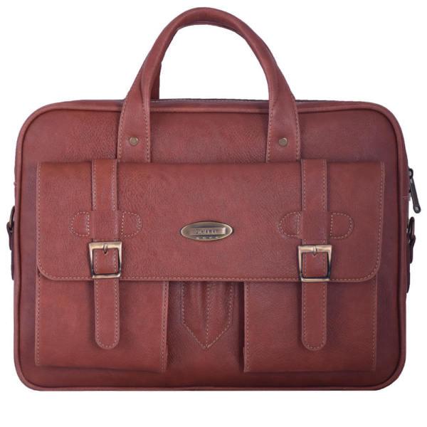 کیف اداریمردانه چرم ما مدل KH-501