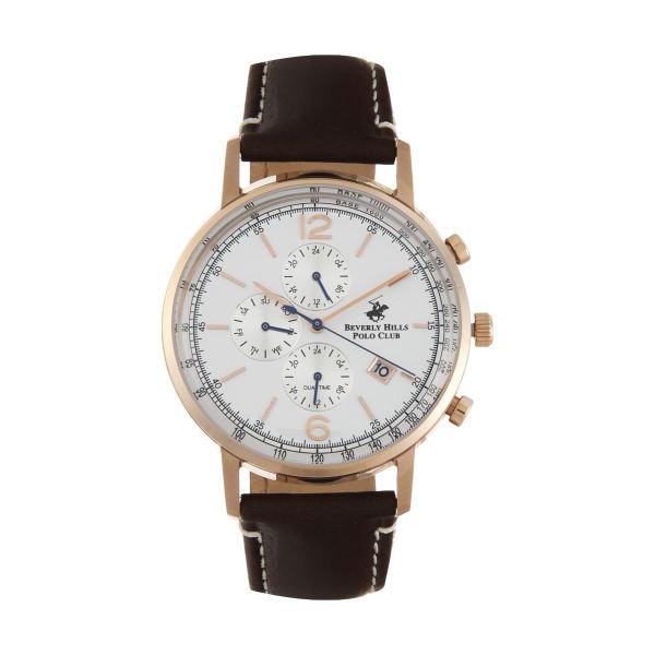 ساعت مچی عقربهای مردانه بورلی هیلز پولو کلاب مدل BP3034X.432