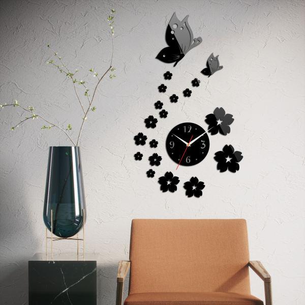 ساعت دیواری اِلِنسی مدل بهار