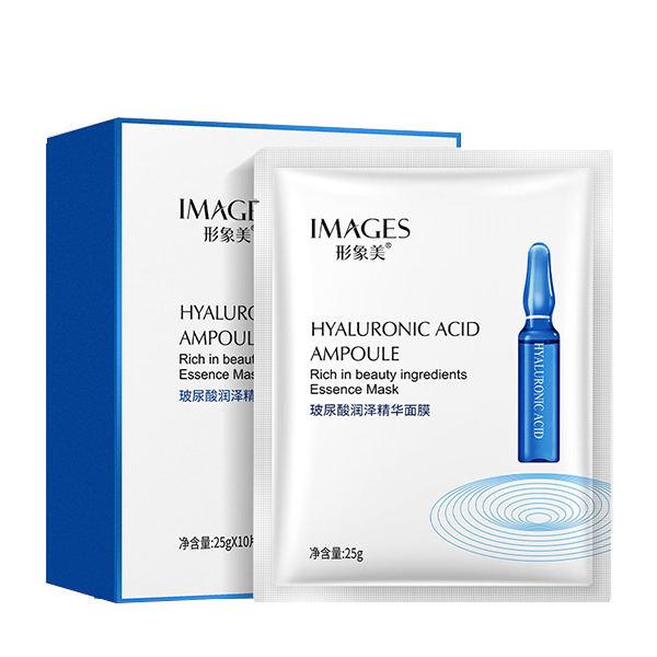 ماسک صورت ایمجز مدل هیالورونیک اسید وزن 25 گرم