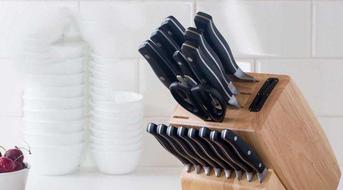 راهنمای خرید ست چاقوی آشپزخانه با قیمت روز و خرید اینترنتی