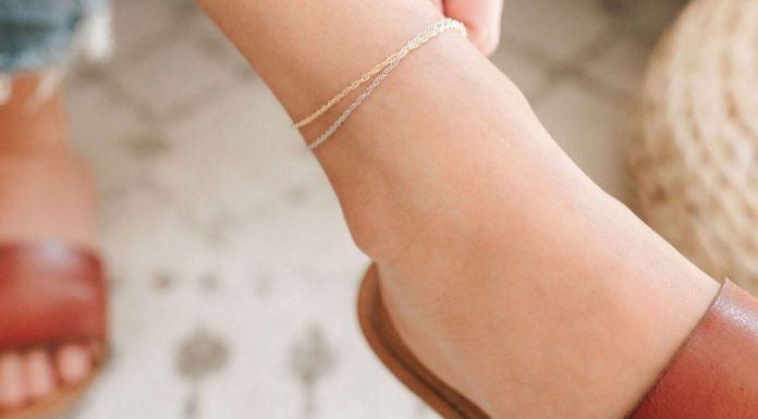 ۲۵ مدل پابند طلا مناسب برای هدیه به خانمها + خرید اینترنتی