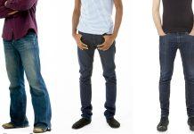 شلوار جین مردانه زیبا و جذاب با قیمت روز و خرید اینترنتی
