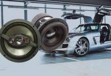 25 مدل اسپیکر خودرو باکیفیت و ارزان با قیمت روز و خرید اینترنتی