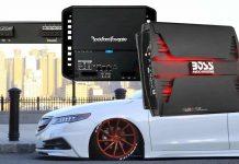 25 مدل آمپلی فایر خودرو باکیفیت و ارزان با قیمت روز و خرید اینترنتی
