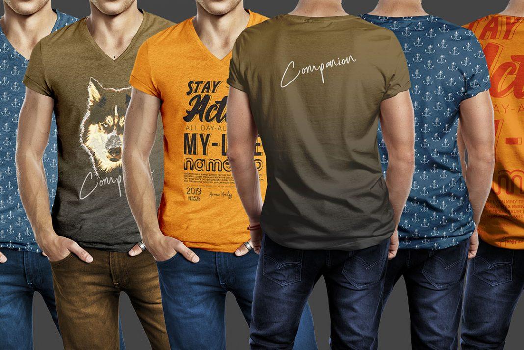 ۲۵ مدل تیشرت ورزشی مردانه شیک و جذاب با قیمت روز و خرید اینترنتی