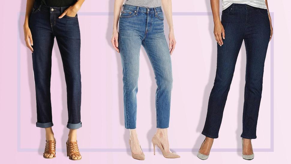 25 مدل شلوار جین زنانه زیبا و جذاب با قیمت روز و خرید اینترنتی