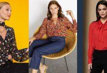 25 مدل بلوز زنانه زیبا و جذاب با قیمت روز و خرید اینترنتی