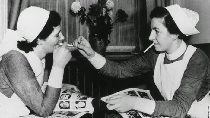 زنها و حق سیگار کشیدن