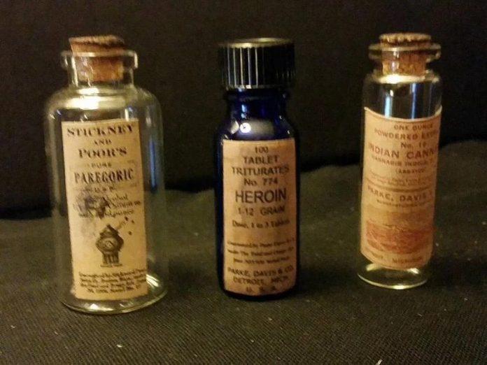 هروئین داروی درمان سرفه