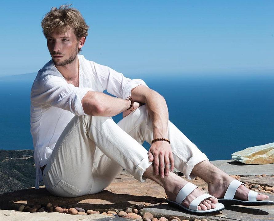 25 مدل صندل مردانه باکیفیت و زیبا با قیمت روز و خرید اینترنتی