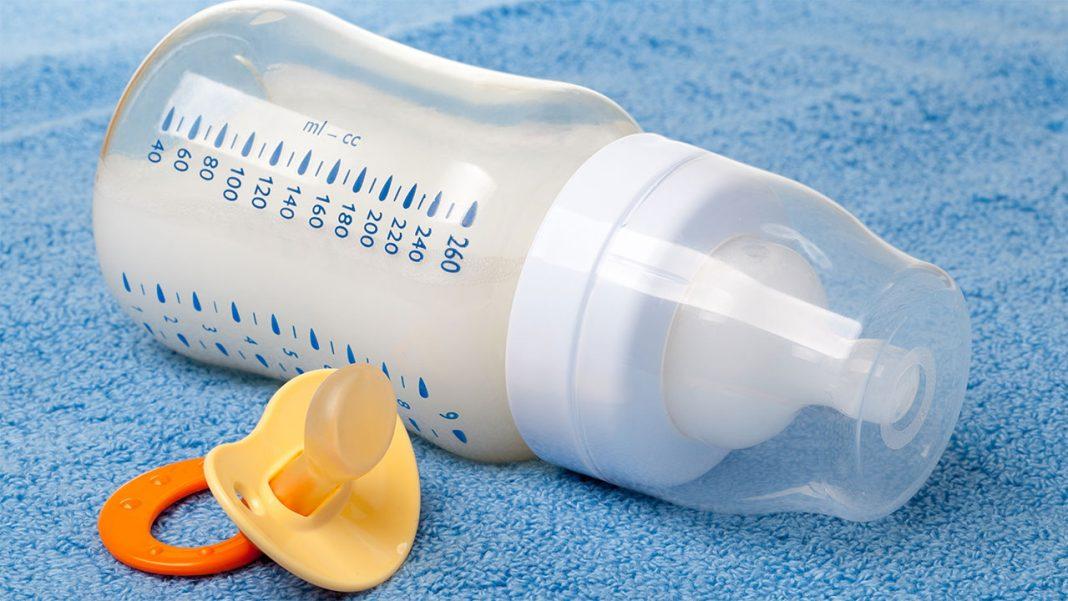 خرید اینترنتی شیشه شیر نوزاد