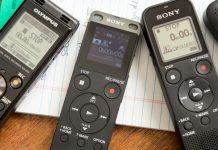 خرید اینترنتی ضبط کننده صدا