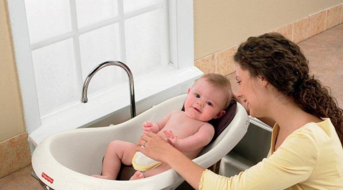 راهنمای خرید وان حمام کودک و نوزاد