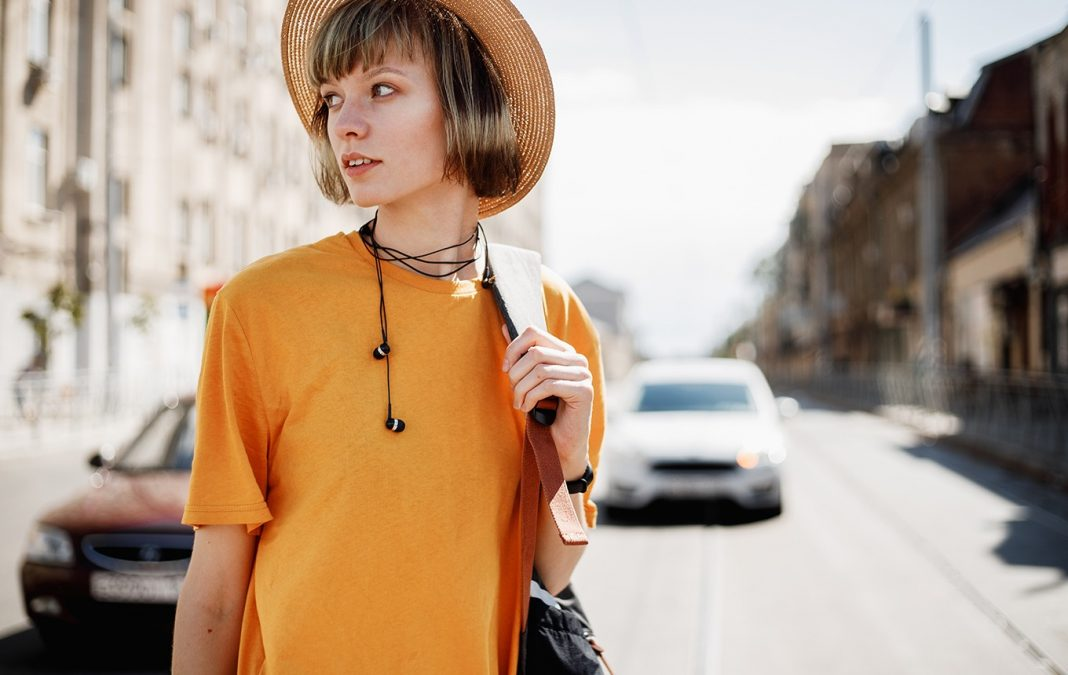 راهنمای خرید تی شرت زنانه